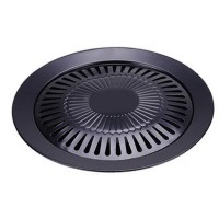 Korean Style Non-stick Smokeless Barbecue BBQ Pan Grill Stovetop Barbeque Plate cooking pan Kitchen Pan