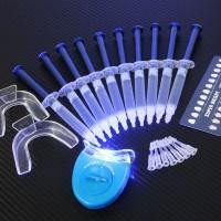 Beauty Health Dental Equipment Teeth Whitening 44% Peroxide Bleaching System Oral Gel Kit Tooth Whitener Tools