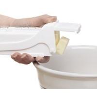 Butter & Cheese Cutter - Butter Measurer/Dispenser/Slicer/Cutter Tbsp Tsp Increments