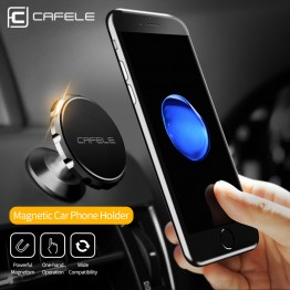 Cafele Universal Magnetic phone Car Mount Holder Magnetic Air Vent GPS Car Phone tablet Holder Stand For iPhone Samsung Panasonic Nokia HTC LG Redmi