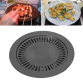 Korean Style Non-stick Smokeless Barbecue BBQ Pan Grill Stovetop Barbeque Plate cooking pan Kitchen Pan10039