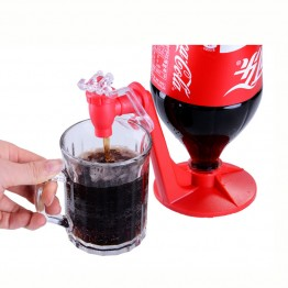 Magic Tap Saver Soda Dispenser Bottle Coke Upside Down Drinking Water Dispense Party Bar Kitchen Gadgets  Soda Tap buy1 get1