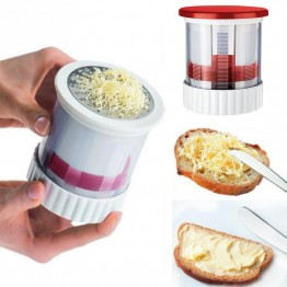 Smart Butter Cheese  Grater - Smart Cutter Innovations Butter Mill Spreadable Butter Riight Out Of The Fridge Gadgets Cheese Grater Butter Mill Cooks
