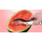 Stainless Steel Watermelon Melon Slicer Fruit Cutter Knife Fruit Divider Kitchen Fruit Tool Watermelon Cutting Kitchen Tool