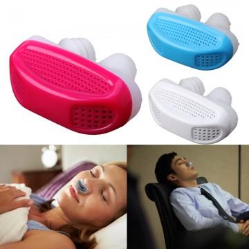 Anti Snore Health Sleeping Aid Equipment Apnea Stop Snoring Breathe Easy Sleep Aid Nasal Dilators Obstructive Sleep Apnea (OSA) Buy1-Get110014