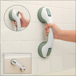BATHROOM LIFELINE GRIP SAFER STRONG SUCKER HELPING HANDLE HAND GRIP HANDRAIL KEEP BALANCE FOR CHILDREN OLD PEOPLE BEDROOM BATHROOM ACCESSORIES BUY1-GET1
