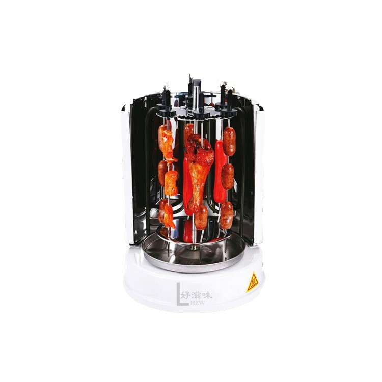 home electric automatic rotation chicken BBQ Grill