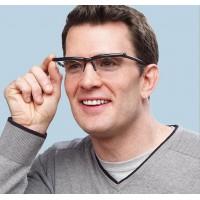Perfect Vision - #1 Glasses for Phones Tablets Laptops & Desktops! Original Dial Adjustable Lens Eye Glasses fro Men Women - 6D To +3.5D PVC Reader Glasses Myopia Eyeglasses